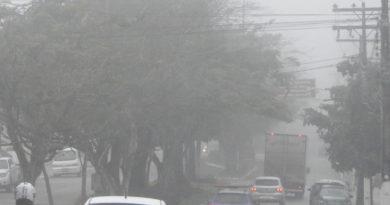 Pelas ruas de Garanhuns em tarde chuvosa de inverno