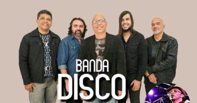 SÁBADO(21/10) No TERRAÇO: Show Revivendo Roupa Nova com a Banda Disco
