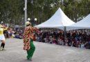 Parque da Criança teve público médio de cinco mil pessoas durante o feriado