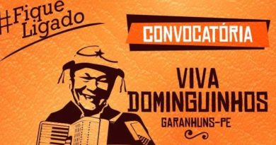 Festival Viva Dominguinhos: convocatória é lançada