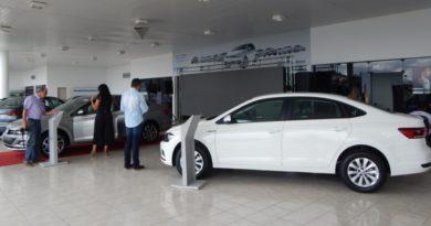 Evento de Lançamento do Volkswagen Virtus na Colinas Motor em Garanhuns